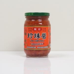 【 i 郵箱】【龍宏 】珍珠醬(460克/瓶) ( 台灣本產朝天椒、不經油炸 )-4瓶裝