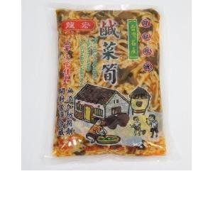 【 i 郵箱】【龍宏】  鹹菜筍 ( 真空袋裝 ) (600g/袋) -5袋裝