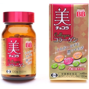 日本衛采-Eisai 【日本衛采】Chocola BB Collagen x 1
