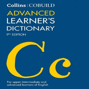 Collins Cobuild Advanced Learners Dictionary 9/e